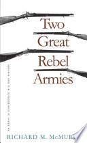 Two Great Rebel Armies
