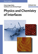 Physics and Chemistry of Interfaces Pdf/ePub eBook