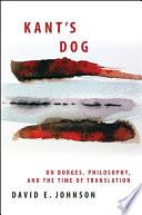 Kant s Dog