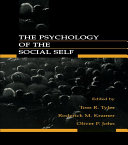 The Psychology of the Social Self Pdf/ePub eBook