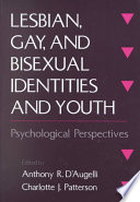 Lesbian Gay And Bisexual Identities And Youth