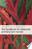 Ebook The Handbook For Advanced Primary Care Nurses