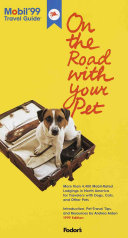 Mobil 1999 Travel Guide on the Road With Your Pet