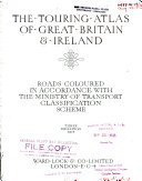 The Touring Atlas of Great Britain & Ireland