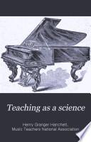 Teaching as a Science
