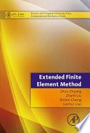 Extended Finite Element Method  : Tsinghua University Press Computational Mechanics Series