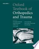 Oxford Textbook of Orthopedics and Trauma