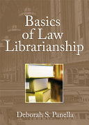 Basics of Law Librarianship