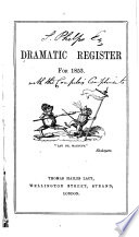 Dramatic Register for