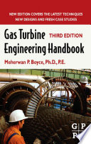 Gas Turbine Engineering Handbook Book PDF