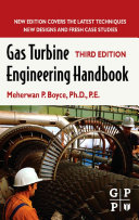 Gas Turbine Engineering Handbook Pdf/ePub eBook