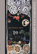 Cosmopolitan Archaeologies Pdf/ePub eBook