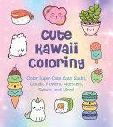 Cute Kawaii Coloring