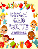 Draw And Write Journal