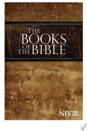 NIV, Books of the Bible Ebook - digital ebook library