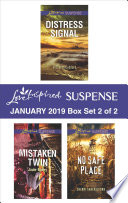 Harlequin Love Inspired Suspense January 2019   Box Set 2 of 2 Book