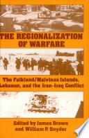 The Regionalization of Warfare Book