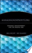 ManagingNonprofits.org  : Dynamic Management for the Digital Age