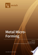 Metal Micro forming