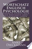 Wortschatz Englisch Psychologie