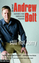 Bolt Still Not Sorry [Pdf/ePub] eBook
