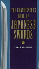The Connoisseur s Book of Japanese Swords