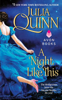 A Night Like This Pdf/ePub eBook