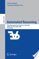 Automated Reasoning