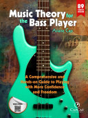 Music Theory for the Bass Player Book