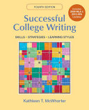 Successful College Writing With 2009 Mla And 2010 Apa Updates PDF