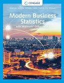 Modern Business Statistics With Microsoft Office Excel Book