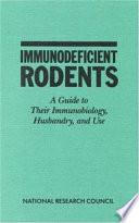 Immunodeficient Rodents