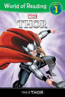 World of Reading: Thor This is Thor