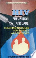 HIV Prevention and Care Book