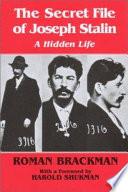 The Secret File Of Joseph Stalin