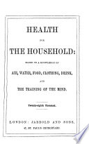Health for the Household