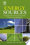 Energy Sources Book PDF