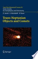 Trans Neptunian Objects and Comets