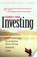 Worry free Investing Book