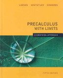 Precalculus with Limits: A Graphing Approach, AP* Edition