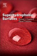 Superhydrophobic Surfaces