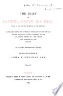 The Diary of Samuel Pepys Book PDF