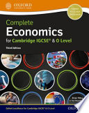 Complete Economics for Cambridge IGCSE® and O-Level