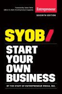 Start Your Own Business Pdf/ePub eBook