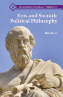 Eros and Socratic Political Philosophy Pdf/ePub eBook