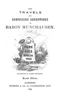 The Travels and Surprising Adventures of Baron M  nchhausen