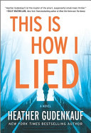 This Is How I Lied Book