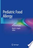 Pediatric Food Allergy