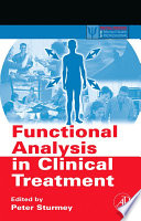 """Functional Analysis in Clinical Treatment"" by Peter Sturmey"