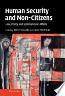 Human Security And Non Citizens Book